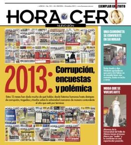 2013: La historia impresa en papel