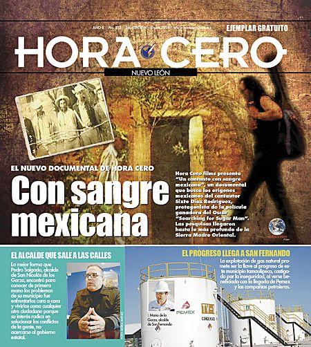 Un cantante con sangre mexicana