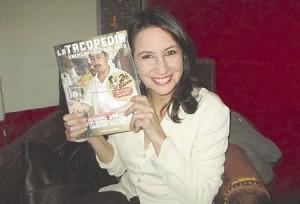 'La Tacopedia es como nuestra Biblia': Débora Holtz