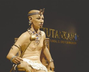 La irresistible seducción de los tesoros de Tutankamón