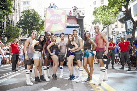 Las entrañas del carnaval callejero