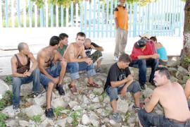 'Balseros' cubanos hoy pasan a EU caminando