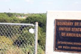 El muro fronterizo,<br>más cerca que nunca