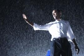 Obama pintó de negro<br>la historia de su nación