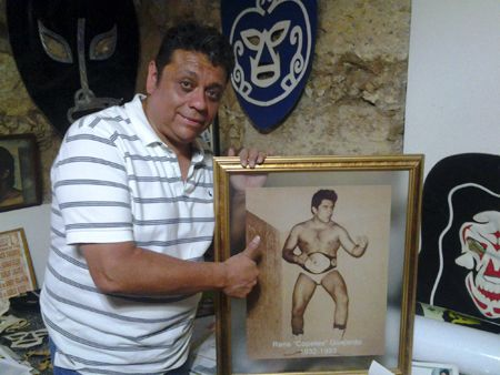 'Lucha' por preservar la historia del 'deporte nacional'