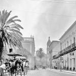 :: El aspecto colonial en la arquitectura predominaba en el siglo antepasado y a principios del XX.