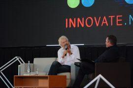 México puede ser potencia mundial: Richard Branson
