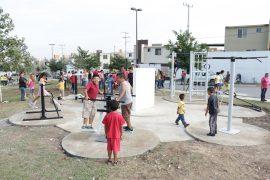 Aumenta la infraestructura social en municipio de Juárez