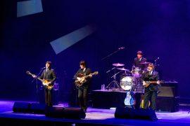 'Beatlemania' hace vibrar al Pabellón M