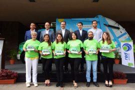 Premia Monterrey a Ganadores de Concurso sobre Conciencia Ambiental