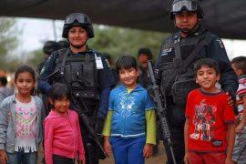 Policía Federal se acerca a la comunidad