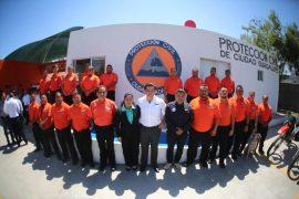Inaugura Cienfuegos Sede de Protección Civil