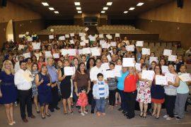Beneficia Santa Catarina a mil 200 mujeres emprendedoras graduadas con autoempleo