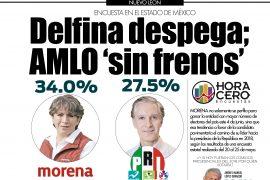 """""""Delfinazo"""" en Edomex"""