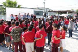 Inauguran tercer comedor comunitario en Juárez