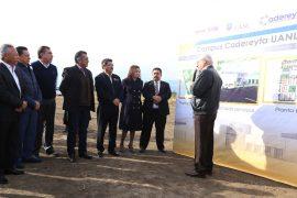 Inicia Gobierno Independiente construcción del nuevo Campus Cadereyta de la UANL