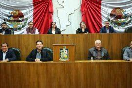 Instala Congreso de NL diputación permanente