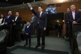 Toman protesta ante el Congreso los nuevos fiscales de Nuevo León