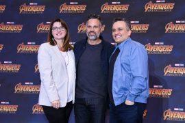'Hulk' presenta en México  'Avengers: Infinity War'
