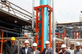 Realiza Santa Catarina sinergia con la empresa Protexa para erradicar emisión de olores y mejorar medio ambiente