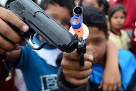 Niños y adolescentes, las otras  víctimas del crimen en México