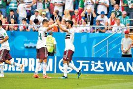 Hay que 50ñar, el Tri derrota a los coreanos