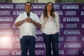 En García acabó la aventura presidencial de 'El Bronco'