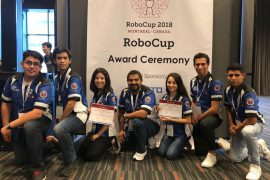UANL consigue tercer lugar  en mundial de robótica
