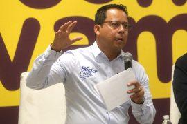 Héctor Castillo, alcalde por segunda vez