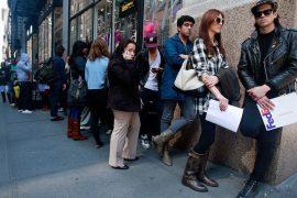 Aumenta el desempleo entre los jóvenes