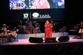 Inaugura Tania Libertad festejos por el 85 aniversario de la UANL
