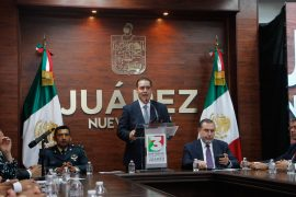 Rinde Heriberto Treviño Tercer Informe de Gobierno