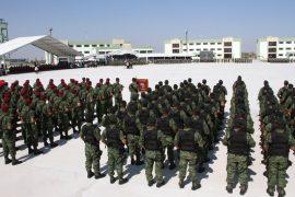 Repone Estado 500 elementos de la Policía Militar