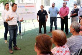 Impulsa Santa Catarina rehabilitación de espacio público en sector Infonavit Huasteca para la convivencia familiar