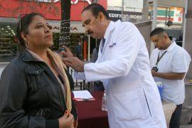 Refuerza Secretaría de Salud campaña de vacunación contra la influenza