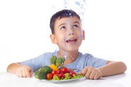 Verduras deliciosas al estilo 'Poppins'