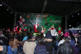 Llega a Juárez la Navidad