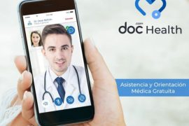El doctor en el celular