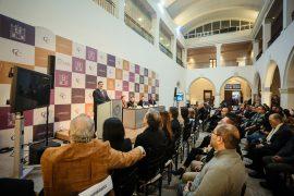 Colegio Civil estrena la Sala Botero
