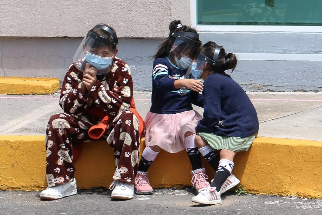 México, el país con más huérfanos por Covid - Hora Cero Nuevo León